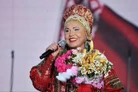 Надежда Бабкина представит свою книгу «Модная народная»