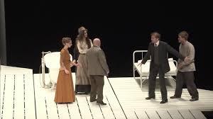 Спектакль «Дети солнца» представили на сцене Александинского театра