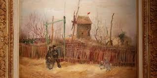 Картину Ван Гога «Уличная сцена на Монмартре» выставят на аукционе