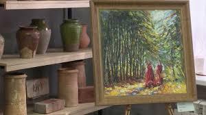 В музее «Филимоновская игрушка» – экспозиция работ Виталия Котикова