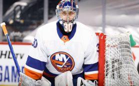 Сорокин сыграл первый матч на ноль в НХЛ