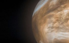 Предполагаемый фосфин в атмосфере Венеры оказался обычным диоксидом серы