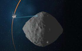 OSIRIS-REx НАСА совершит прощальный тур к Бенну