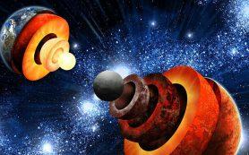 Оксид железа в недрах суперземель ведет себя не так, как в недрах Земли