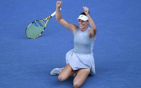 Определились финалистки Australian Open