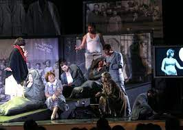 На Камерной сцене Большого театра – премьера оперетты «Москва, Черёмушки»