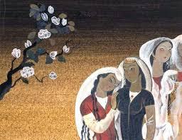 В Музее Востока – выставка, посвященная поэту Низами Гянджеви