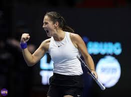 Касаткина выиграла турнир WTA в Санкт-Петербурге
