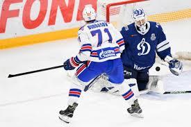 СКА вышел вперед в серии с «Динамо»