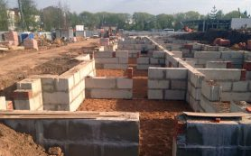 Материалы для строительства фундаментных стен