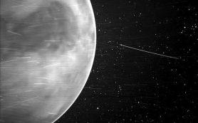 Солнечный зонд Parker предлагает потрясающий вид на Венеру