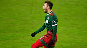 Смолов вывел «Локомотив» в полуфинал Кубка страны