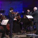 Владимир Спиваков выступил с новой программой в Доме Музыки