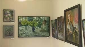 Выставка «Разговор с мастером» открылась в центре Игоря Грабаря
