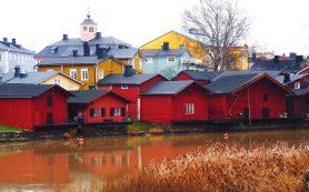 Путешествие в Финляндию — Порвоо