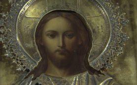 Музей Андрея Рублева представил выставку икон Григория Журавлева