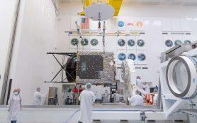 НАСА начало финальную сборку космического корабля «Психея»