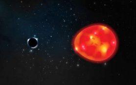 Ближайшая к Земле черная дыра оказалась одной из самых крохотных