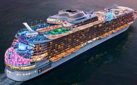 Открылась продажа круизов на самом большом судне в мире, которое еще строится — от 641 USD