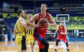 ЦСКА в двадцатый раз в истории сыграет в «Финале четырех» Евролиги