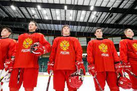 В четвертьфинале юниорского ЧМ сборная России сыграет с белорусами