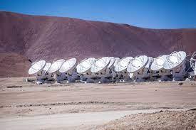 Обсерватория ALMA открывает самую древнюю галактику со спиральной морфологией