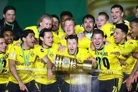 Дортмундская «Боруссия» разгромила «Лейпциг» в финале Кубка Германии