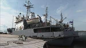 Полярная экспедиция на остров Вайгач отправилась из Архангельска