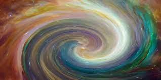 Крупнейшие структуры Вселенной демонстрируют признаки вращения вокруг оси