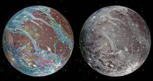 Юпитерианская миссия «Юнона» совершает сближение с Ганимедом