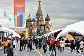В Москве завершился фестиваль «Красная Площадь»