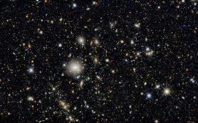 Обзор неба Dark Energy Survey дает новые сведения об эволюции Вселенной