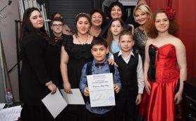 Дети известных артистов вышли на одну сцену со знаменитыми родителями