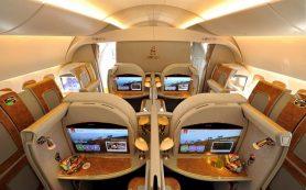 Emirates в восьмой раз подряд признана лучшей авиакомпанией мира