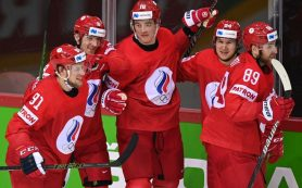 Сборная России выбила Швецию с ЧМ-2021 и вышла в плей-офф
