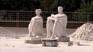 Завершается международный скульптурный симпозиум «Вдохновение» в Нижнем Новгороде