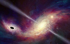 Отражение Вселенной в окрестностях черных дыр