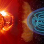 «Щиты» планет «прогибаются» под действием ветров со стороны их умирающих звезд