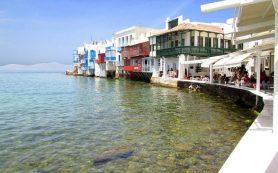 Греческий остров Миконос вводит Комендантский час и новые ограничения