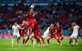 Стала известна первая полуфинальная пара чемпионата Европы-2020
