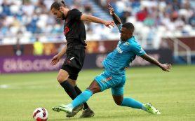 «Зенит» второй год подряд начинает сезон с завоевания трофея