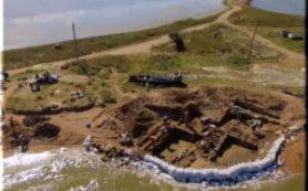 Археологи изучают затопленный древнегреческий город Акра в Крыму