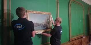 Полотна венецианских художников XVIII века прибыли из Италии во Владивосток
