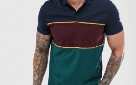 Выбор цвета для мужских футболок-поло