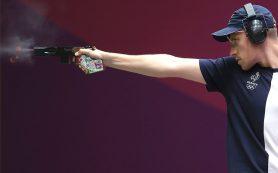 Кикампуа стал олимпийским чемпионом в стрельбе из скорострельного пистолета