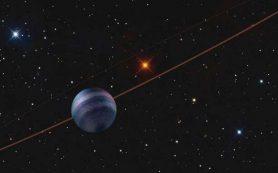 Обнаружена вторая самая холодная экзопланета, известная науке