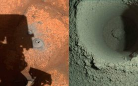 НАСА винит мягкие горные породы в неудаче с отбором пробы ровером Perseverance