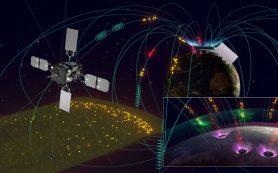 Полярные сияния разрушают озоновый слой