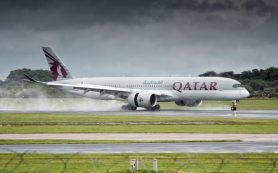 Qatar Airways отказалась эксплуатировать 13 самолетов Airbus A350 из-за дефектов фюзеляжей