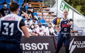 Россиянки — в топ-5 юниорского Кубка мира по баскетболу 3х3